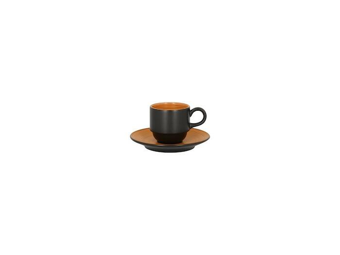 RAK Trinidad espresso kop stapelbaar cedar 9 cl
