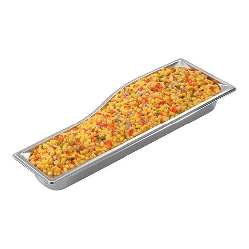gastronormbak RVS GN 2/4 diep 10 cm Wild Shape