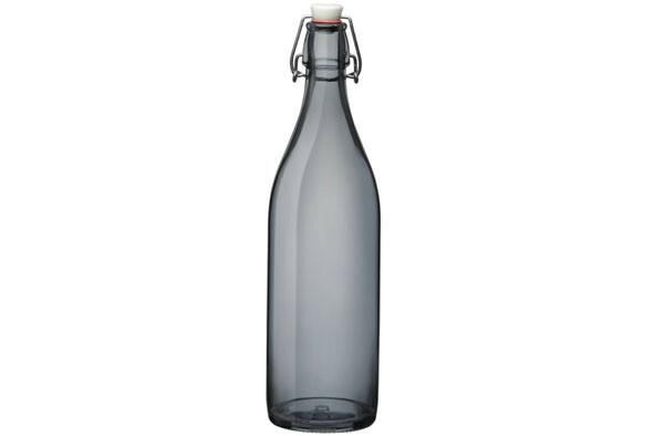 Bormioli Rocco Giara waterfles grijs 1 Ltr