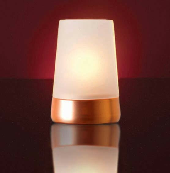 Lumea Cone Frosted Copper
