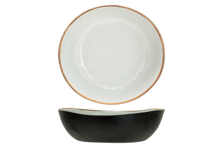 C & T melamine Plato bowl 20,2 x 19 x 6(h) cm