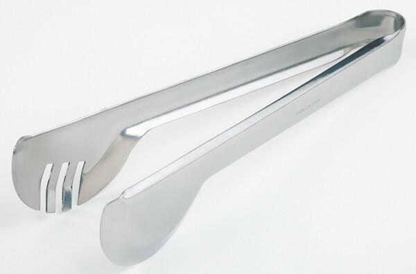 serveertang universeel 5 x 2 cm, lengte 24 cm