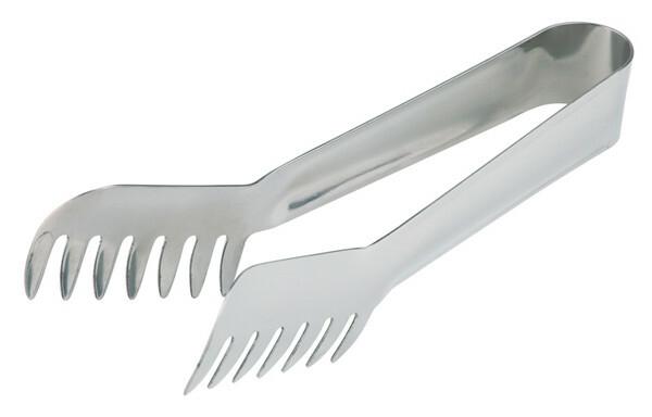 serveertang spaghettitang 6 x 3 cm, lengte 19 cm