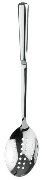 serveerbestek Classic serveerlepel 9 x 6 cm geperf.