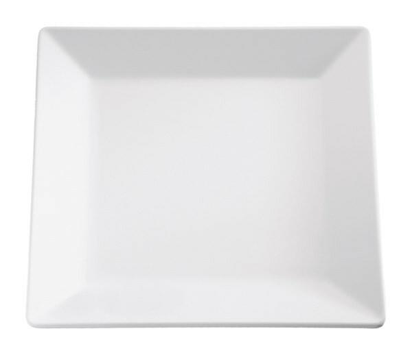 APS melamine Pure plateau 37 x 37 cm wit