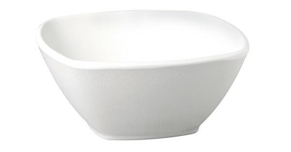 APS melamine ZEN bowl VK 17,5 cm WIT
