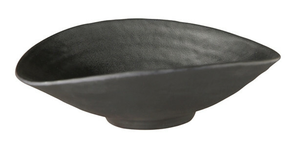 APS melamine ZEN bowl 17,5 x 15,5 cm ZWART