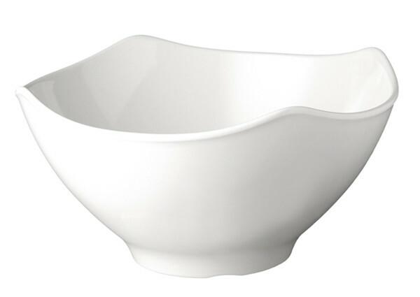 APS melamine Global Buffet bowl 32 cm WIT