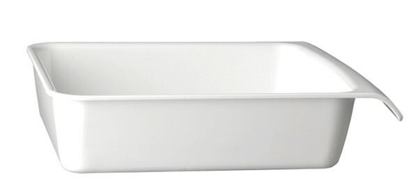 APS melamine Cascade buffetbak 1/2 GN 32,5 x 26,5 cm