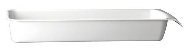 APS melamine Cascade buffetbak 2/4 GN 53 x 16,2 cm