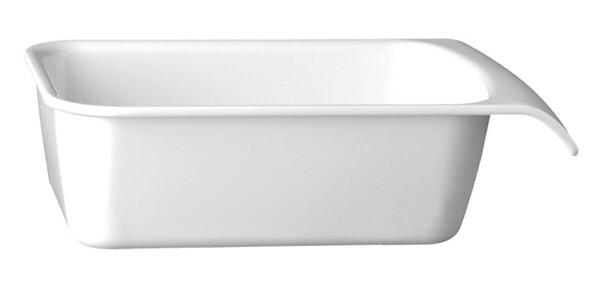 APS melamine Cascade buffetbak 1/4 GN 26,5 x 16,2 cm