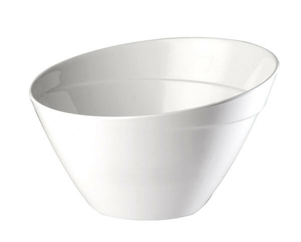 APS melamine Balance bowl 21 cm WIT