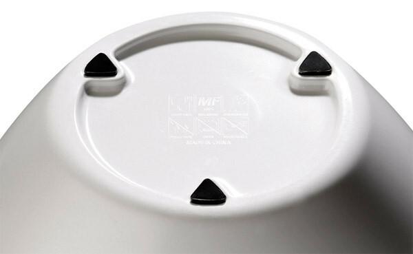APS melamine Balance bowl 30 cm WIT