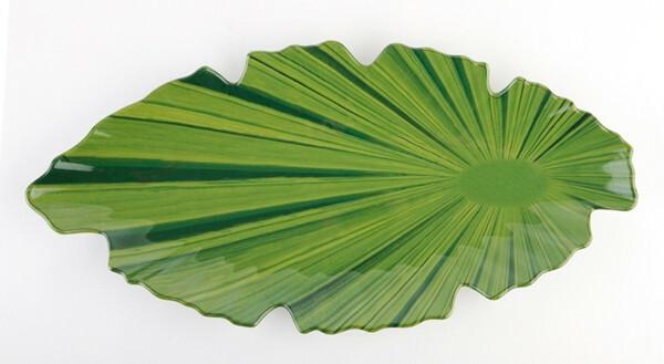 APS melamine Natural Collection bladschaal GROEN 52 x 25 cm