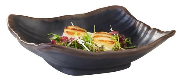 APS melamine Marone bowl 23,5 x 23,5 cm
