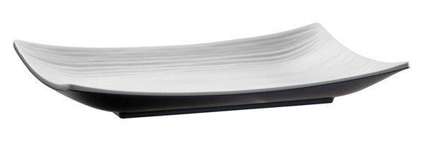 APS melamine Halftone sushi schaal 29 x 18 cm