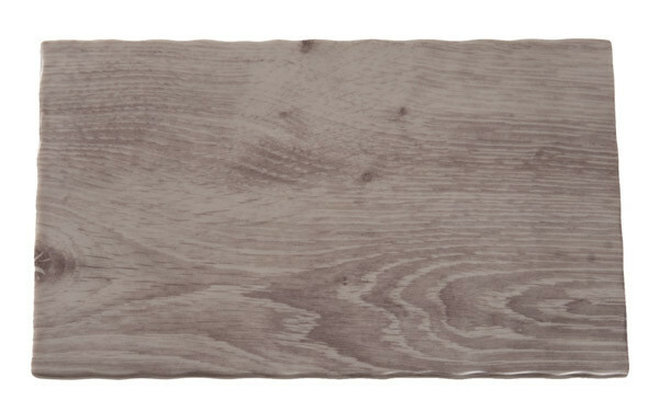APS melamine Driftwood plateau 1/4 GN