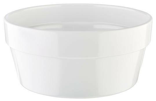 APS melamine Flower Pot bowl Ø 20 cm 1,8 Ltr wit
