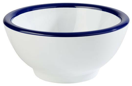 APS melamine Enamel Look bowl Ø 13 x 6,5(h) cm