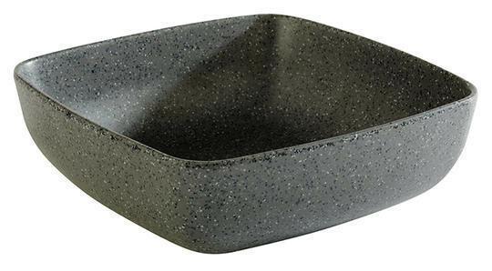 APS melamine Frida Stone bowl 16,5 x 16,5 x 5,5(h) cm