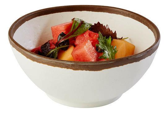 APS melamine Crocker bowl Ø 16 cm 70 cl wit