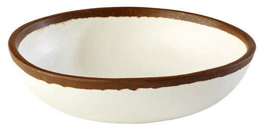 APS melamine Crocker bowl Ø 16,5 cm 50 cl wit
