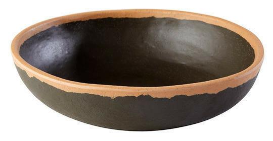 APS melamine Crocker bowl Ø 16,5 cm 50 cl zwart