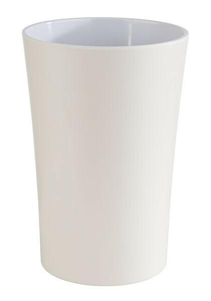 dressing pot Pastell creme melamine 1,5 ltr