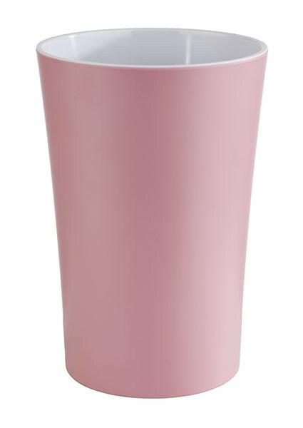 dressing pot Pastell roze melamine 1,5 ltr