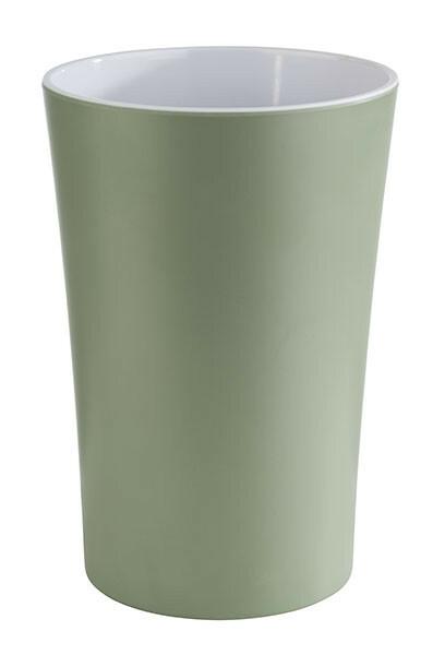 dressing pot Pastell groen melamine 1,5 ltr