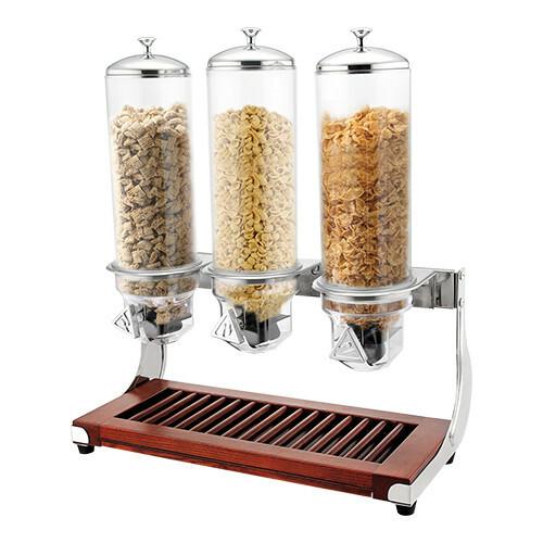 cereal dispenser * 3 x 4 Ltr