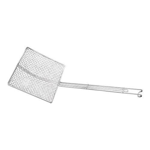 fritesschep roestvrijstaal 55(l) x 20(b) x 20(d) cm