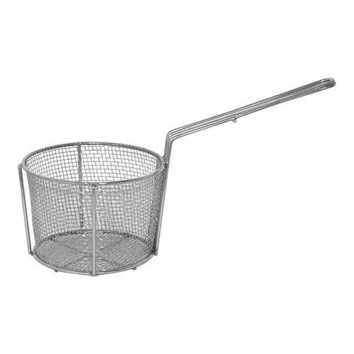fritesschep roestvrijstaal Ø 30 x 18(h) cm
