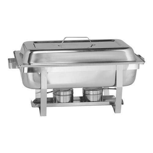 chafing dish Basic * voedselpan 1/1 GN 65 mm