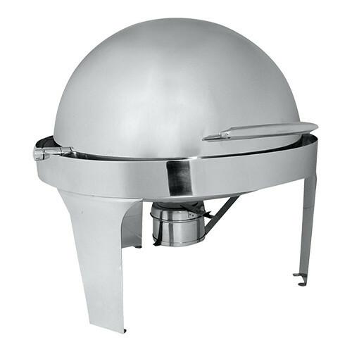 chafing dish Roll top 18/10 Ø 53 cm