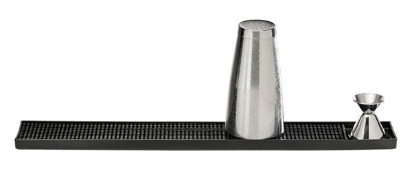 barmat 60 x 8 cm met verlaging aan 1 zijde
