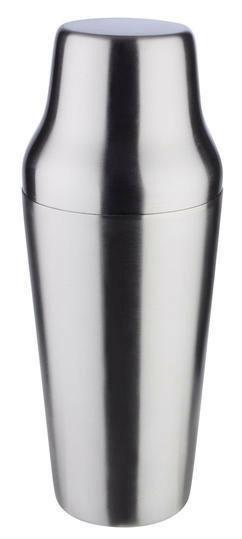 parisian shaker edelstaal mat 70 cl