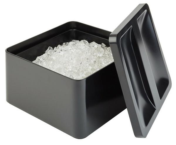 ijsbox kunststof 27 x 27 x 15(h) cm