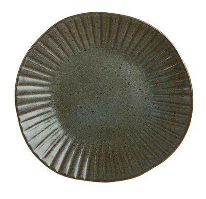 Q Authentic Stonegreen bord plat 28,5 cm