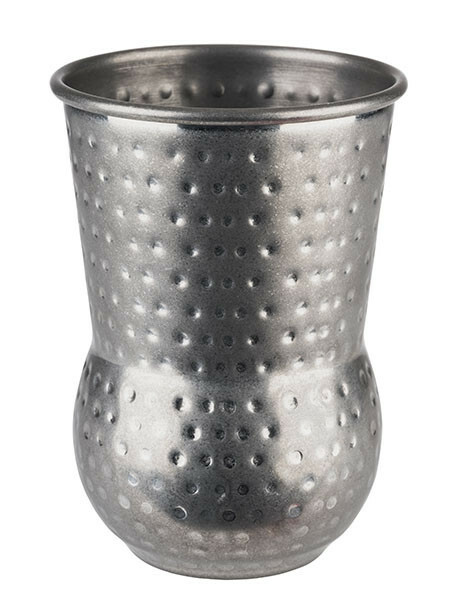 beker Julep Mug antiek edelstaal Ø 8 x 11,5(h) cm 40 cl