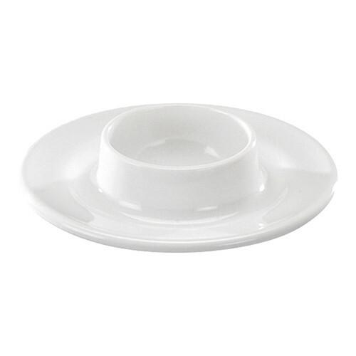 eierdop melamine met vaste schotel Ø 10 cm