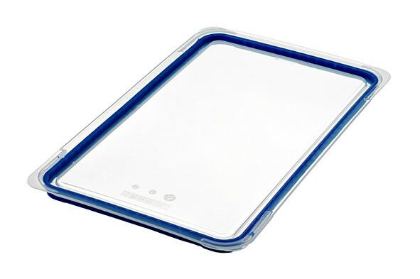 Araven Airtight deksel GN 1/1 transparant  53 x 32,5 cm