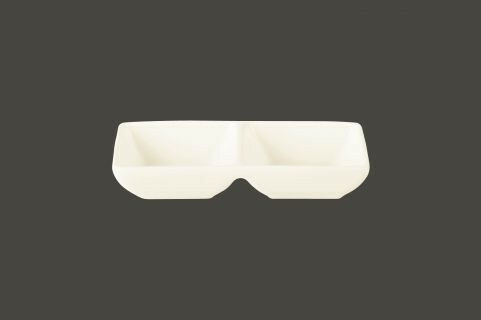 RAK Minimax schaaltje dubbel vierkant  14,5 x 7 cm