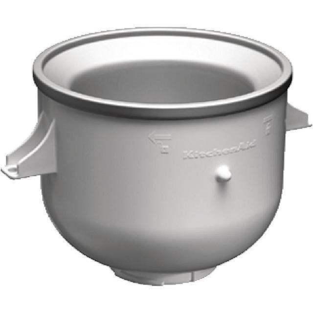 KitchenAid ijshulpstuk 5KICA0WH geschikt voor K45-K5-K7 versies