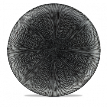 Studio Prints Agano Black coupe bord 28,8 cm