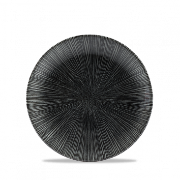 Studio Prints Agano Black coupe bord 16,5 cm