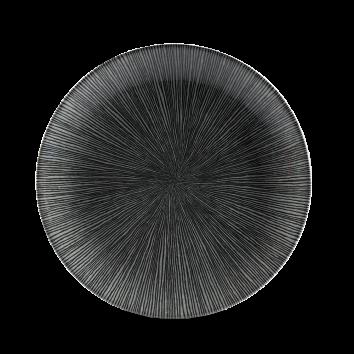 Studio Prints Agano Black coupe bord 21,7 cm