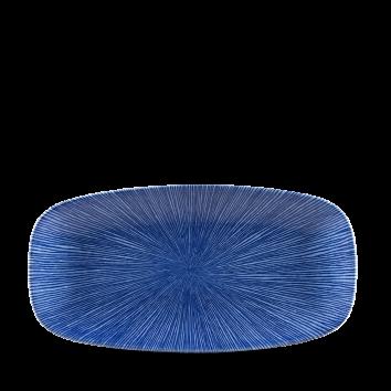 Studio Prints Agano Blue chef`s oblong plate 29,8 x 15,3 cm