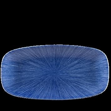 Studio Prints Agano Blue chef`s oblong plate 35,5 x 18,9 cm