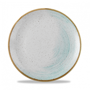 Stonecast Accents Duck Egg Blue coupe bord 26 cm